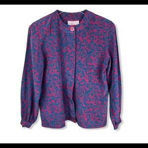 Pendleton Country Sophisticates Blouse Top
